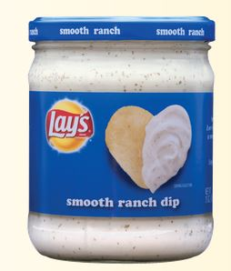 Fritolay Smooth Ranch Dip (15 oz.,425.2g)