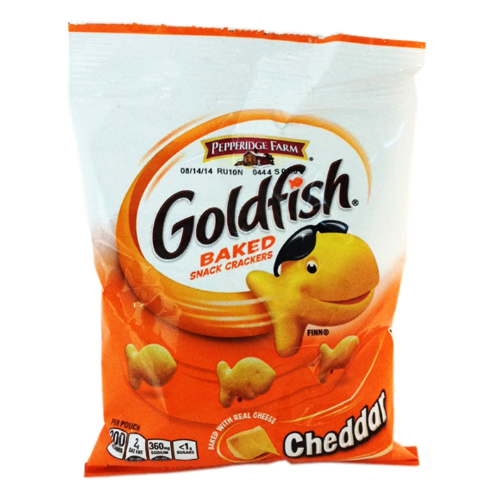 Pepperidge Farm Goldfish Baked snack (1.5oz)