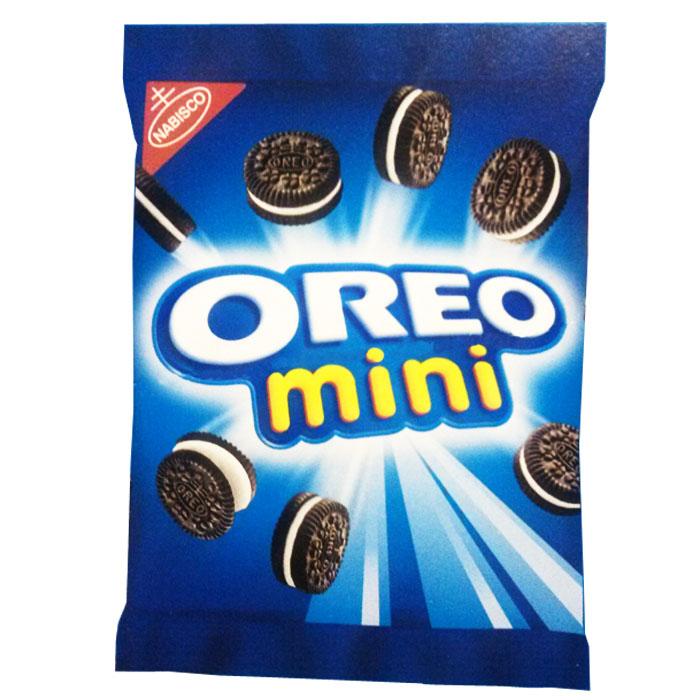 Nabisco Mini OREO Cookies Bite Size (1.5 oz, 42 g)