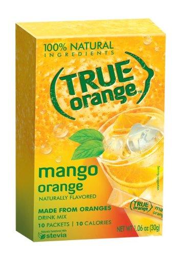 True Orange: Mango Orange (10 Packets)
