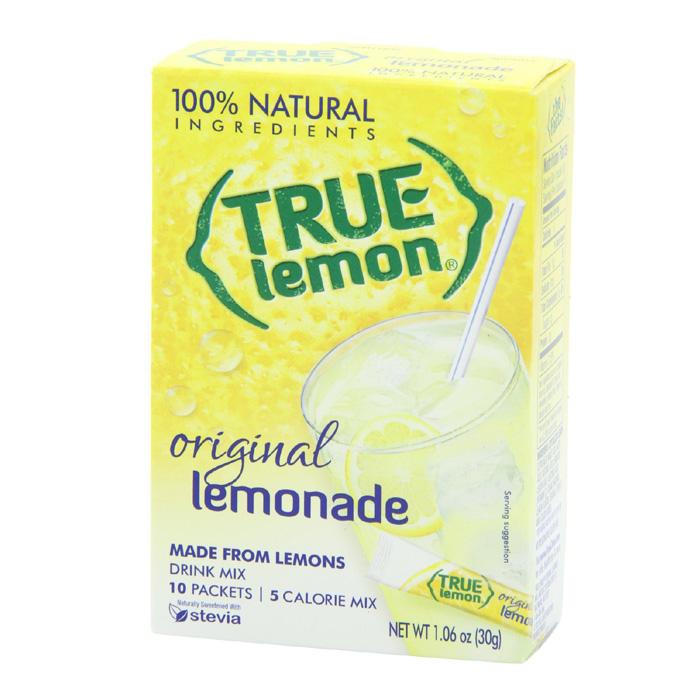 True Lemon: Original Lemonade (10 Packets)