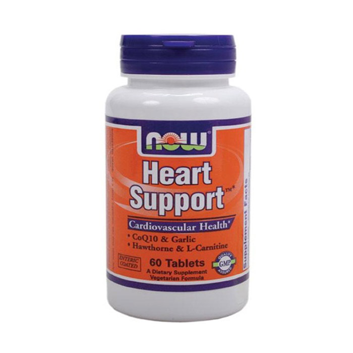 NOW Foods Heart Support (60 Tablets)