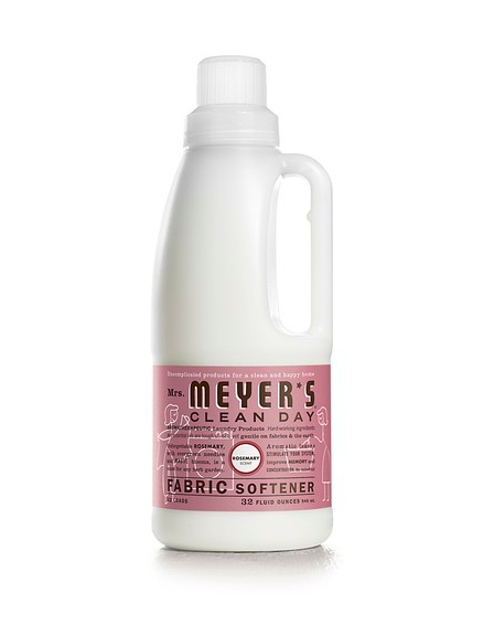 Mrs. Meyer's Clean Day Rosemary Fabric Softener (32fl oz.)