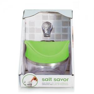 Prepara Salt Savor with Spoon: Green