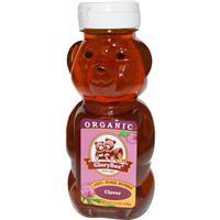 GloryBee Organic 100% Pure Honey: Clover (12 oz)