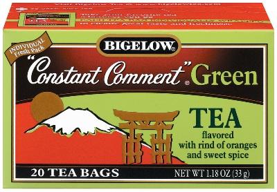 Bigelow Constant Comment Green Tea (20 Tea Bags)