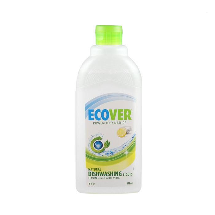 Ecover Lemon Aloe Dishwashing Liquid (16 oz)