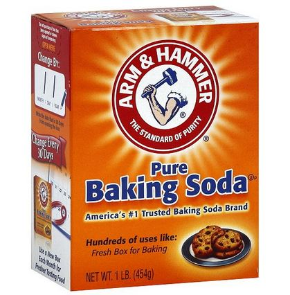 Arm&Hammer Pure Baking Soda (454g)