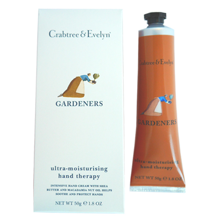 CRABTREE and EVELYN Hand Therapy: GARDENERS (50g, 1.8 oz)