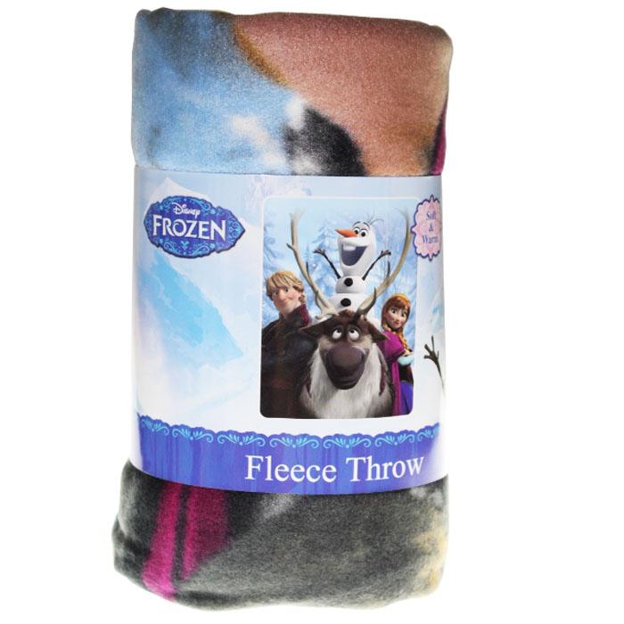 Disney's Frozen Fleece Throw Blanket, 46 x 60 in.