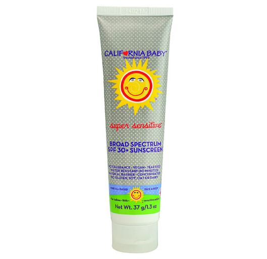 California Baby Super Sensitive Sunscreen SPF30+