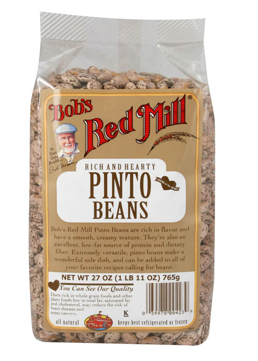 Bob's Red Mill Pinto Beans (27 oz.)