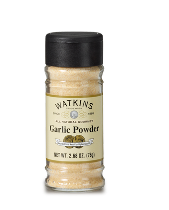 J.R. Watkins Garlic Powder (2.68 oz)