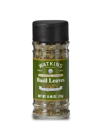 J.R. Watkins Basil Leaves (0.46oz.)