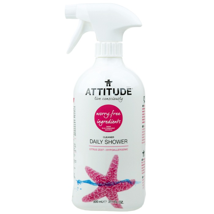 ATTITUDE Daily Shower Cleaner (800 ml)