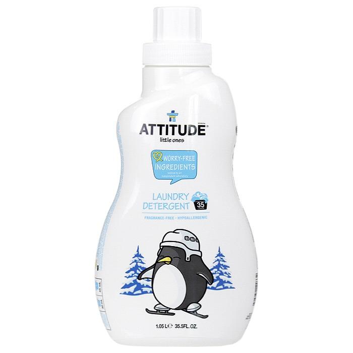ATTITUDE Little Ones Laundry Detergent (1.05 L)
