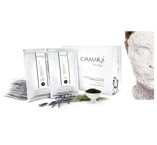 Casmara Prestige Greentea Mask 2050