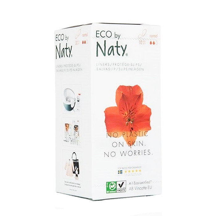 Naty Panty Liners Normal, 32pcs
