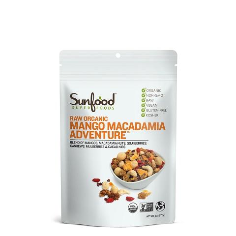 Sunfood Raw Mango Macadamia Adventure