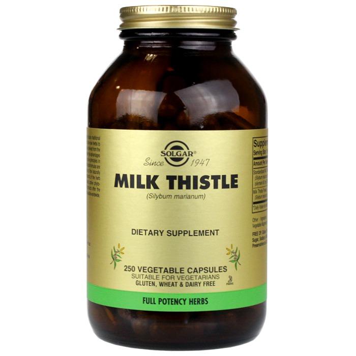 Solgar Milk Thistle (250 caps)