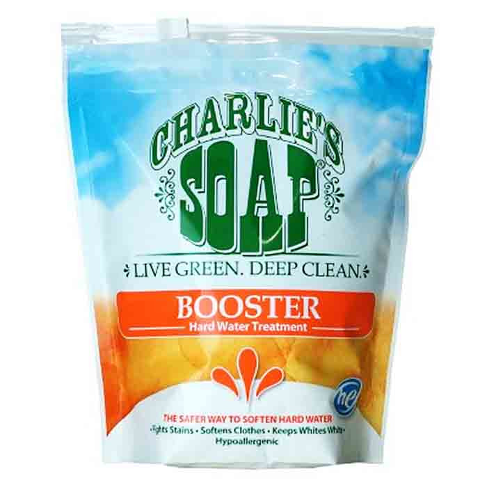 Charlie's Soap Booster Hard Water Treatment, 2.64 lbs