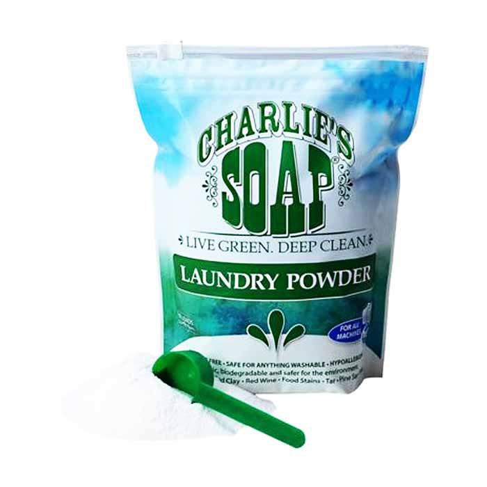 "Charlie's Soap ""Laundry Powder"" 2.64 lbs (FFP)"