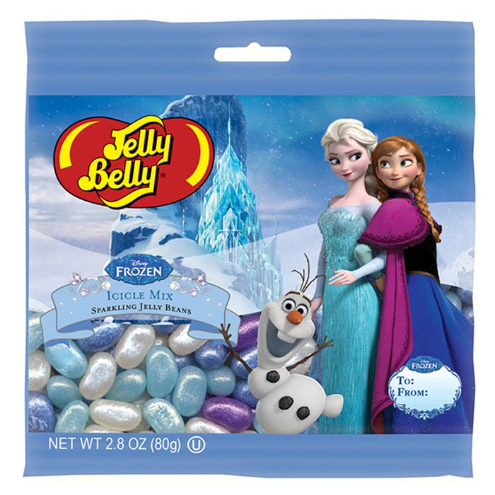 Jelly Belly Frozen Icicle Mix (2.8 oz.)