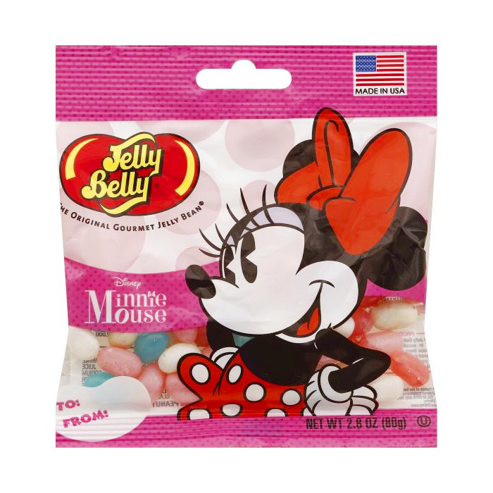 Jelly Belly Minnie Mouse (2.8 oz)