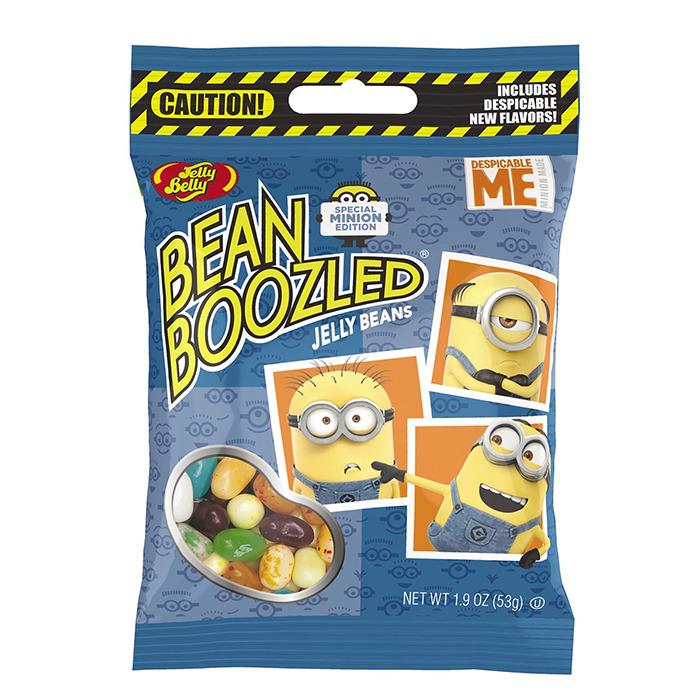 Jelly Belly Bean Boozled Minion Grab-N-Go, 1.9oz