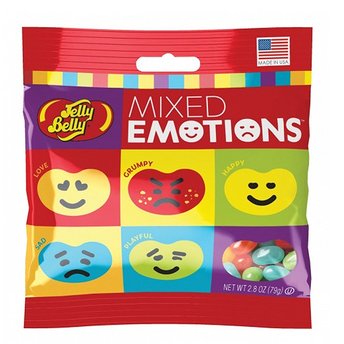 Jelly Belly Mixed Emotions Grab-N-Go, 2.8oz