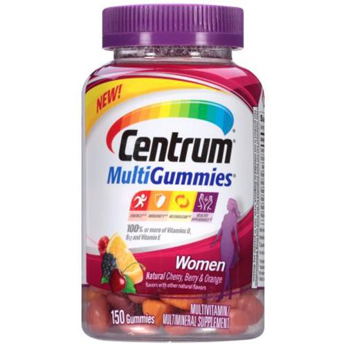 Centrum Multigummies for Women, 150 gummies