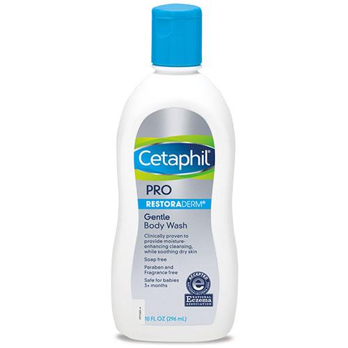 Cetaphil Pro Dry Skin Soothing Wash, 10 fl. oz