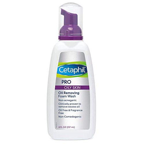 Cetaphil Dermacontrol Oil Control Foam Wash, 8 fl oz