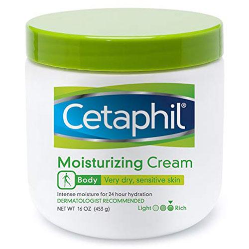 Cetaphil Moisturizing Body Cream, 16oz