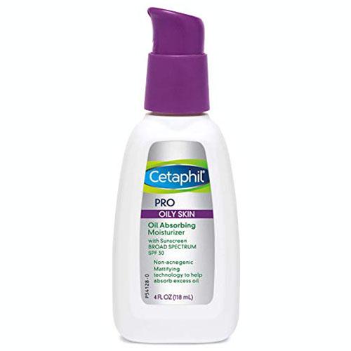 Cetaphil Pro Oil Absorbing Moisturizer With Sunscreen SPF 30, 4 fl oz