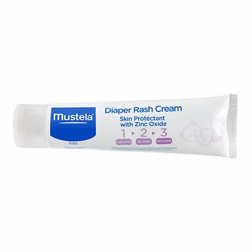 Mustela 1. 2. 3. Diaper Rash Cream, 3.8 oz