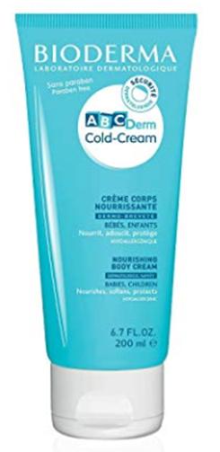 Bioderma ABCDerm Cold Cream(Body) 6.67 fl oz