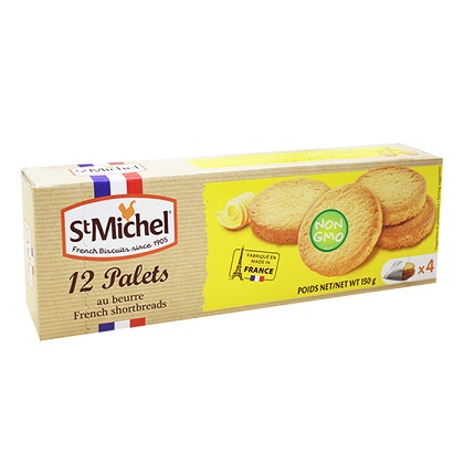 St Michel French Biscuits French shortbreads
